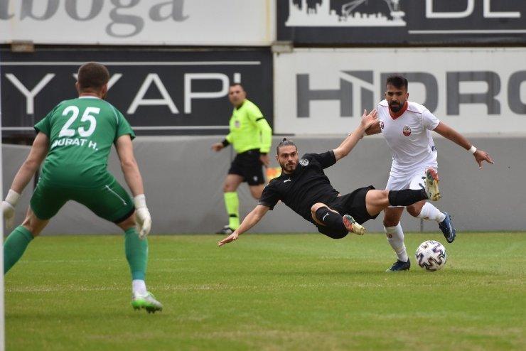 TFF 2. Lig: Manisa FK: 3 - Kahramanmaraşspor: 1