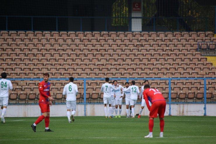 2. Lig: Kardemir Karabükspor: 0 - 1922 Konyaspor: 5