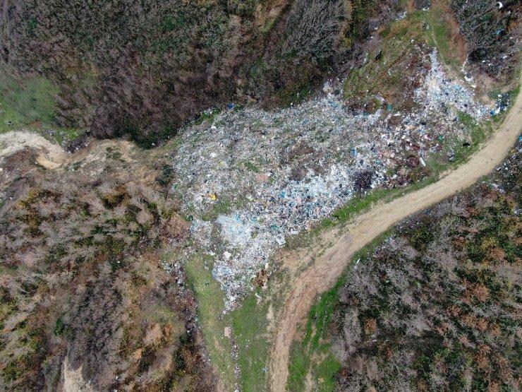 İstanbul'un bilinmeyen çöp dağları